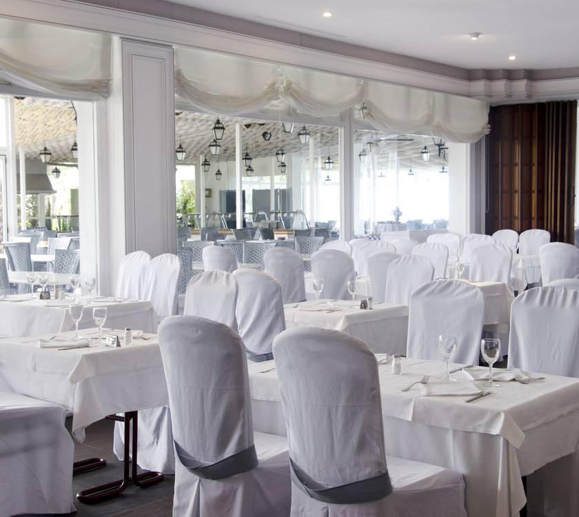 Banquetes Hotel TRH Paraíso