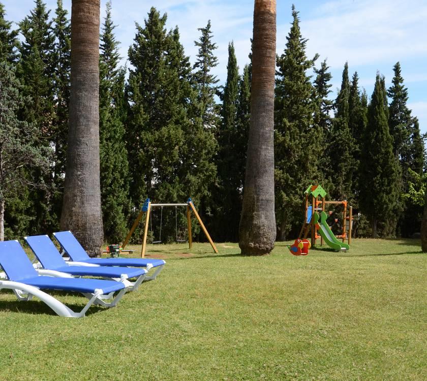 Parque infantil Hotel TRH Paraíso