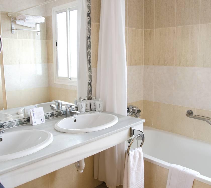 Amenities de baño Hotel TRH Paraíso