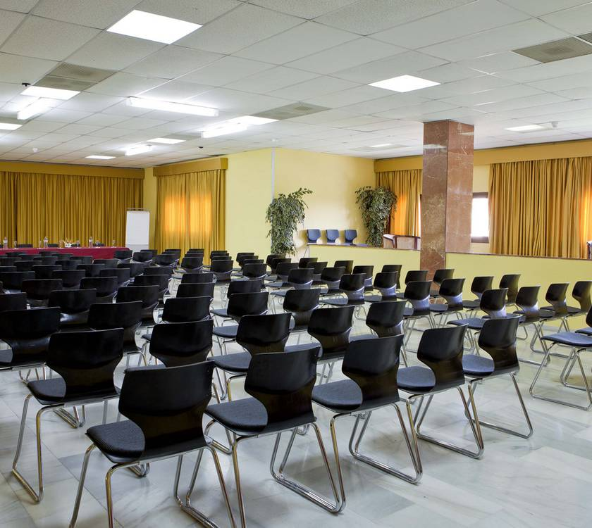 Sala de reuniones Hotel TRH Paraíso