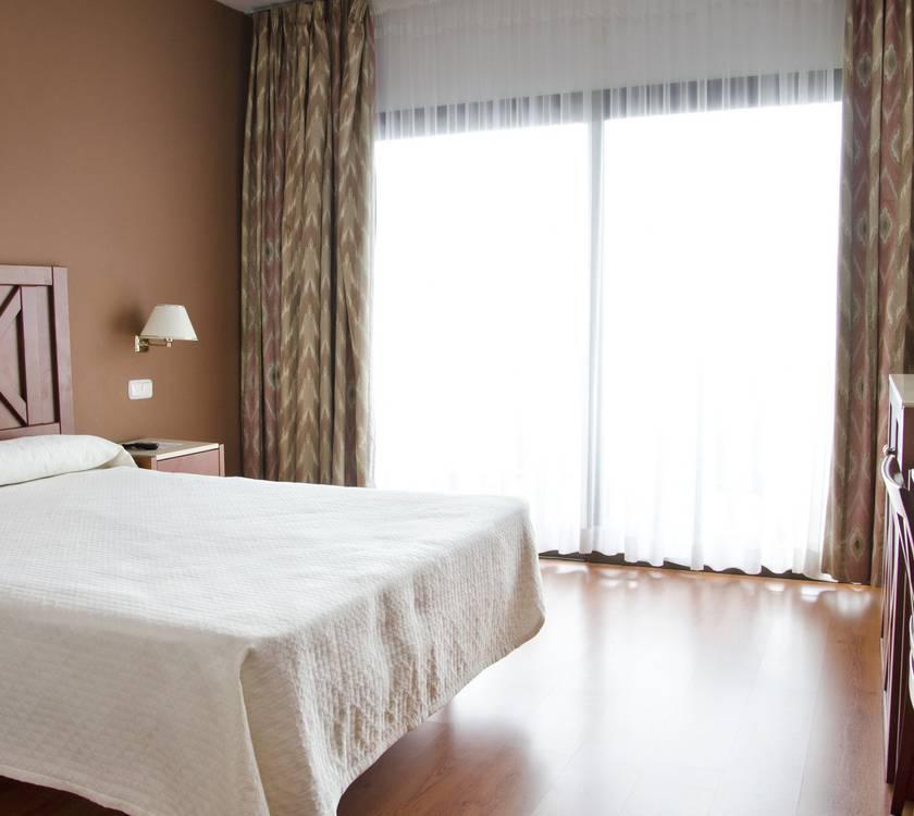 Habitación Hotel TRH Paraíso