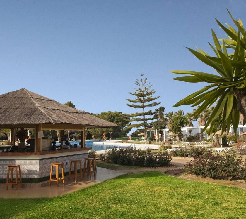 Kiosko Tropical Hotel TRH Paraíso